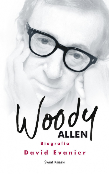 Woody Allen. Biografia - David Evanier | okładka