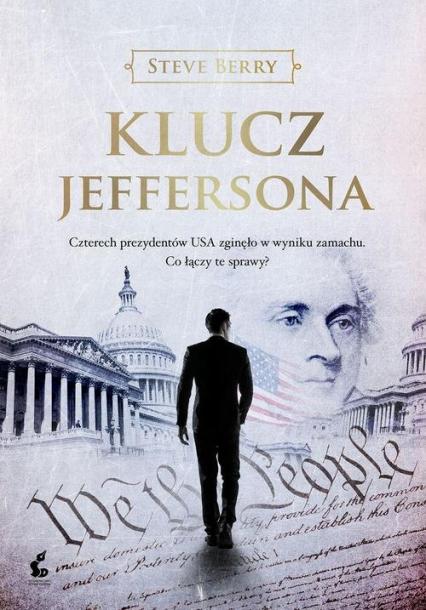 Klucz Jeffersona - Steve Berry | okładka