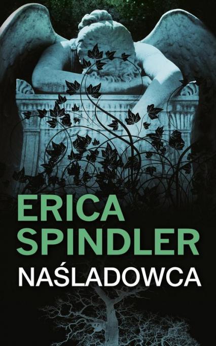 Naśladowca - Erica Spindler | okładka
