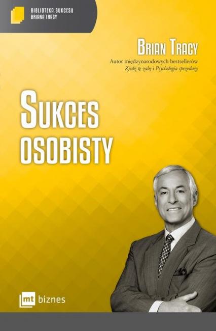 Sukces osobisty - Brian Tracy   okładka