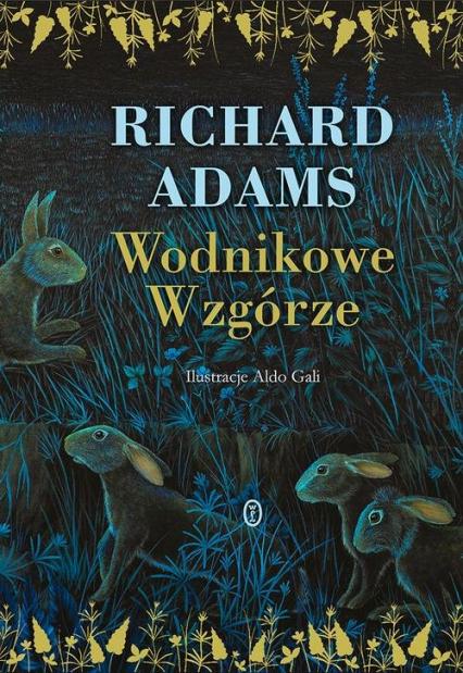 Wodnikowe Wzgórze - Richard Adams | okładka