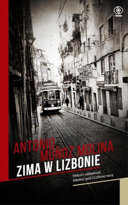 Zima w Lizbonie - Molina Antonio Munoz | okładka