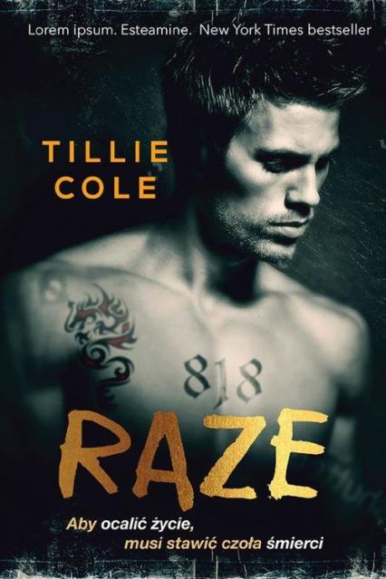 Raze - Tillie Cole | okładka
