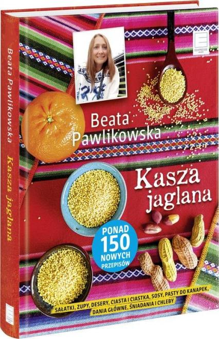 Kasza jaglana - Beata Pawlikowska | okładka
