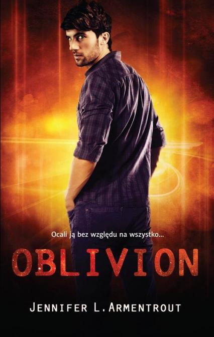 Oblivion - L. Armentrout Jennifer | okładka