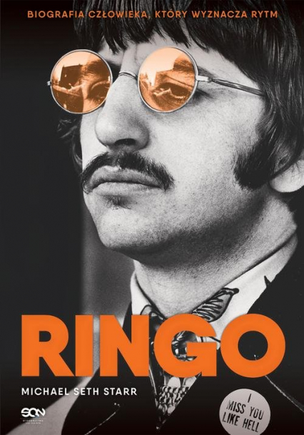 Ringo - Starr Michael Seth | okładka