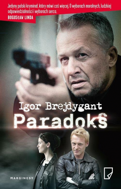 Paradoks - Igor Brejdygant | okładka