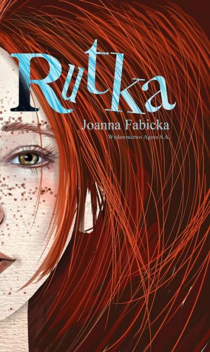 Rutka - Joanna Fabicka   okładka