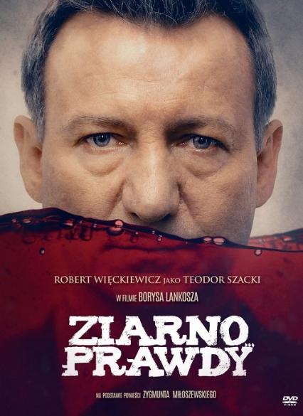 Ziarno prawdy. DVD - Borys Lankosz, Zygmunt Miłoszewski | okładka