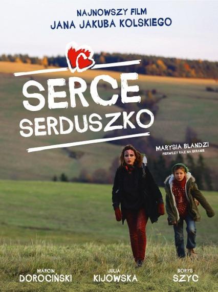 Serce, Serduszko. DVD - Opracowanie zbiorowe | okładka