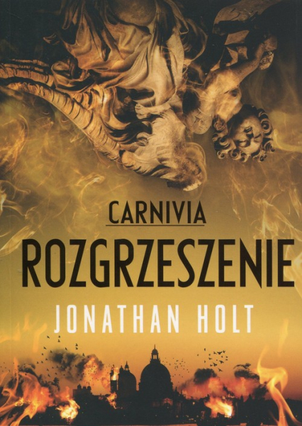 Carnivia 3. Rozgrzeszenie - Jonathan Holt | okładka