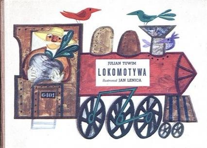Lokomotywa - Julian Tuwim | okładka