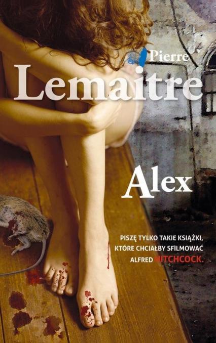 Alex - Pierre Lemaitre   okładka