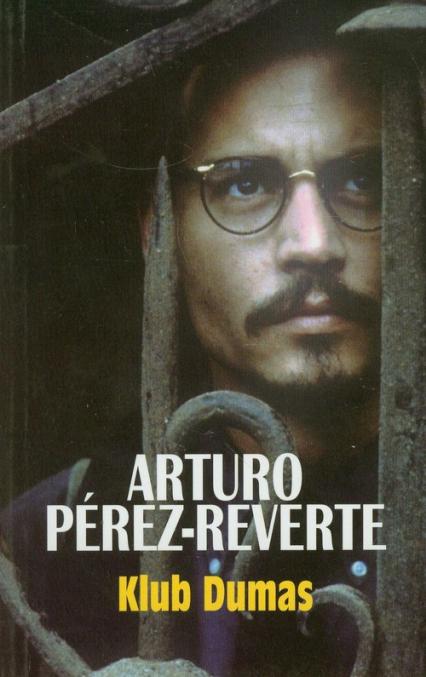 Klub Dumas - Arturo Perez-Reverte | okładka