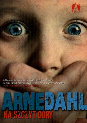 Na szczyt góry - Arne Dahl | okładka