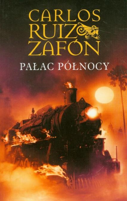 Pałac północy - Zafon Carlos Ruiz | okładka
