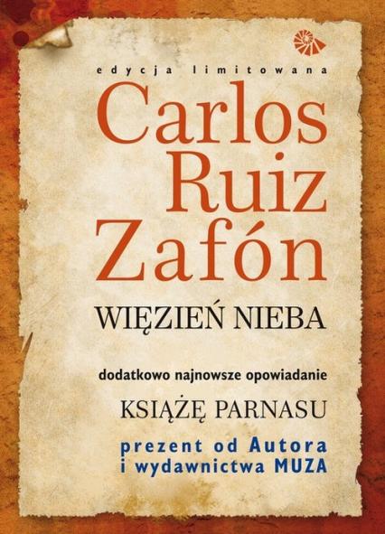 Więzień Nieba / Książę Parnasu Pakiet - Zafon Carlos Ruiz | okładka