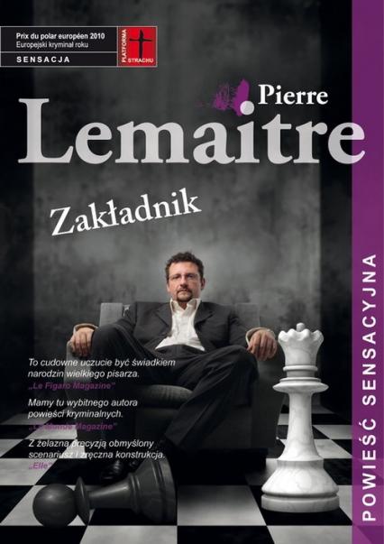 Zakładnik - Pierre Lemaitre   okładka