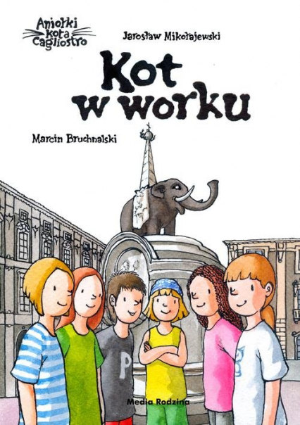 Kot w worku - Jarosław Mikołajewski | okładka