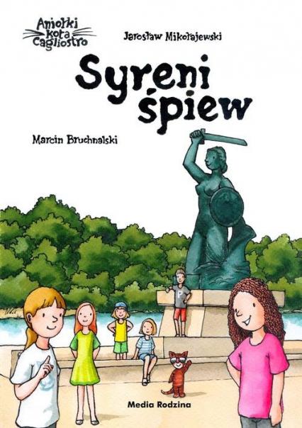 Syreni śpiew - Jarosław Mikołajewski | okładka