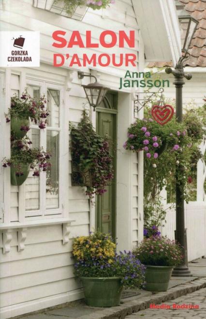 Salon Damour - Anna Jansson   okładka