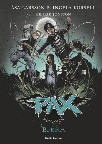 PAX Bjera - Larsson Asa, Korsell Ingela | okładka