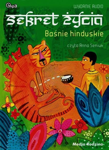 Baśnie hinduskie. Sekret życia. Audiobook