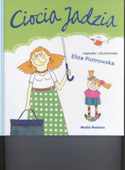 Ciocia Jadzia - Eliza Piotrowska | okładka