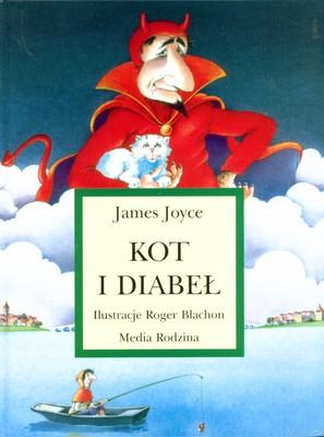 Kot i diabeł - James Joyce | okładka