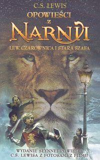 Opowieści z Narnii. Lew, Czarownica i stara szafa - C.S. Lewis | okładka