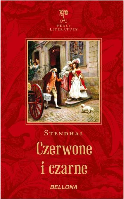 Czerwone i czarne - Stendhal Stendhal | okładka
