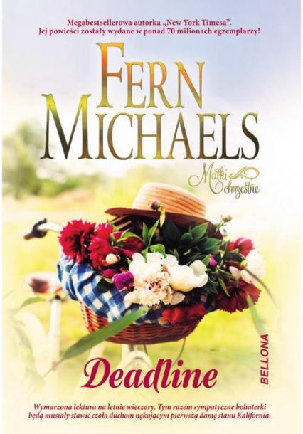 Deadline - Fern Michaels | okładka