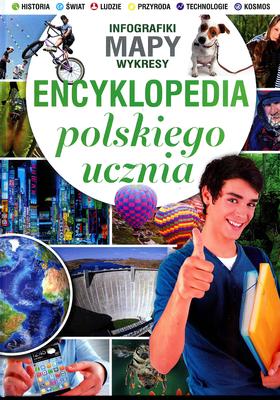 Encyklopedia polskiego ucznia - Opracowanie zbiorowe | okładka