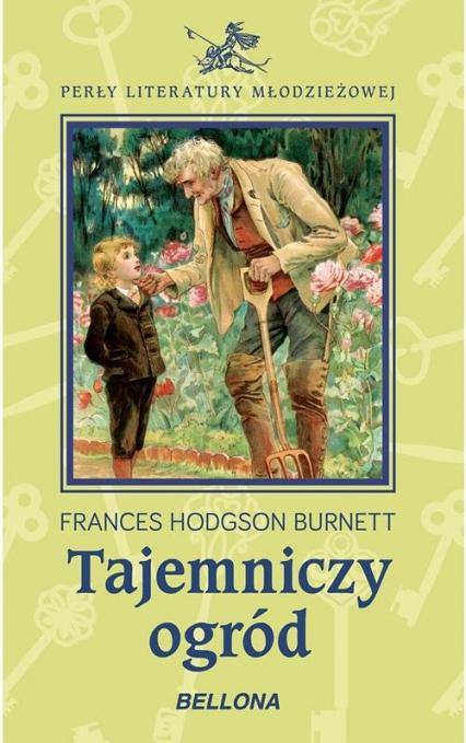 Tajemniczy ogród - Burnett Frances Hodgson | okładka