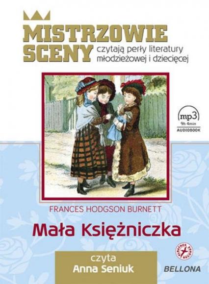 Mała księżniczka. Audiobook - Burnett Frances Hodgson | okładka