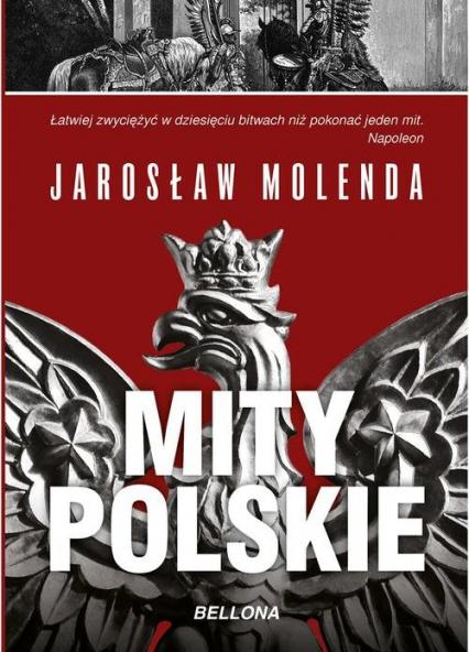 Mity polskie - Jarosław Molenda | okładka