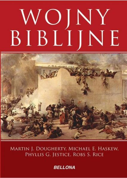 Wojny biblijne - Opracowanie zbiorowe   okładka