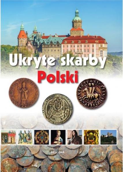 Ukryte skarby Polski - Iwona Kienzler | okładka