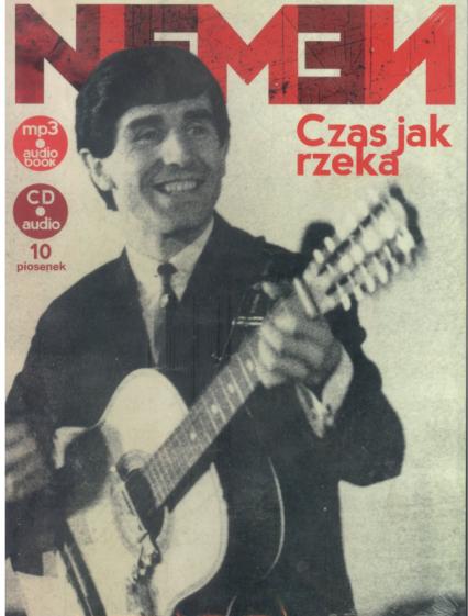 Niemen. Czas jak rzeka. Audiobook - Marek Gaszyński | okładka