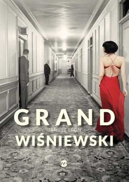 Grand - Janusz L. Wiśniewski | okładka