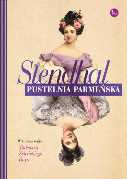 Pustelnia parmeńska - Stendhal | okładka