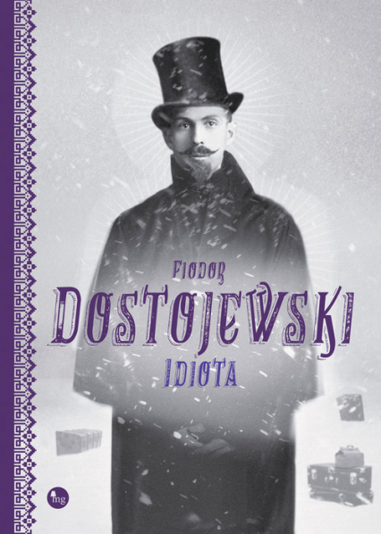 Idiota - Fiodor Dostojewski | okładka