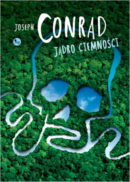 Jądro ciemności - Joseph Conrad   okładka