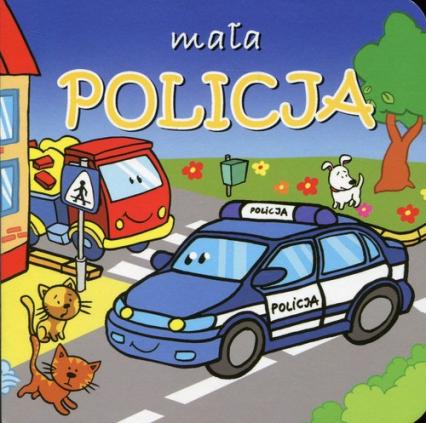 Mała policja -  | okładka