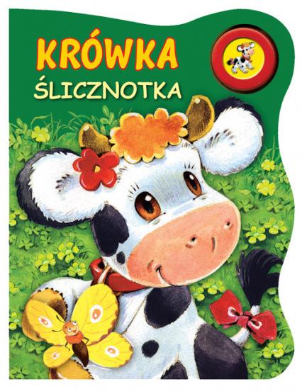 Krówka ślicznotka - Urszula Kozłowska | okładka
