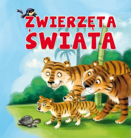 Padded. Zwierzęta świata - Urszula Kozłowska | okładka