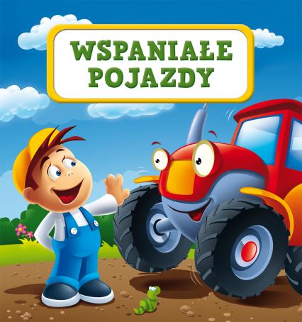 Padded. Wspaniałe pojazdy - Urszula Kozłowska | okładka
