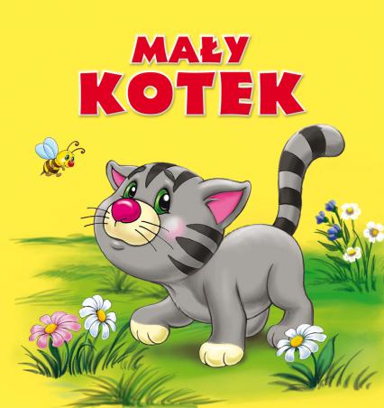 Padded. Mały kotek - Urszula Kozłowska | okładka