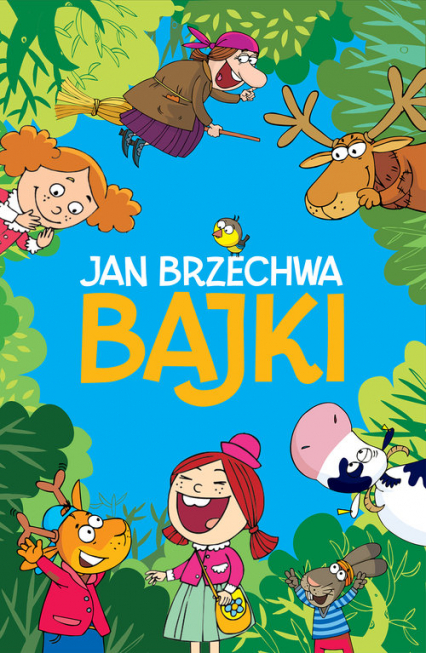 Bajki - Jan Brzechwa | okładka