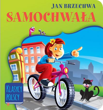 Samochwała - Jan Brzechwa   okładka